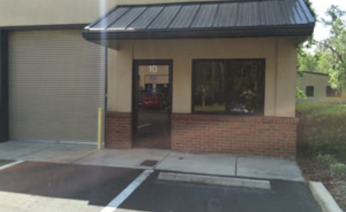 Gainesville location exterior